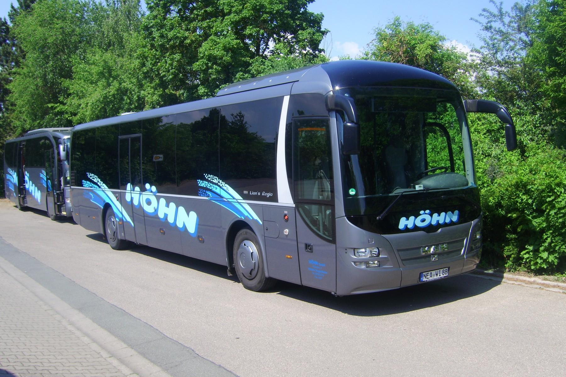 Busreisen Höhn Busse